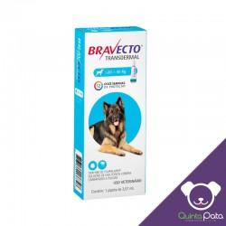 BRAVECTO 20 A 40 KG LARGE DOGS