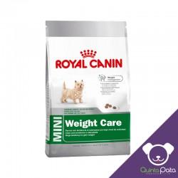 ROYAL CANIN MINI WEIGHT...