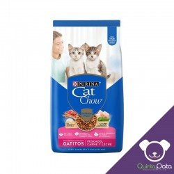 CAT CHOW GATITOS  1 KG