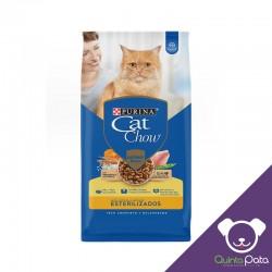CAT CHOW ESTERILIZADO X 1 KG