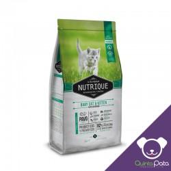 NUTRIQUE BABY CAT KITTEN X 2KG